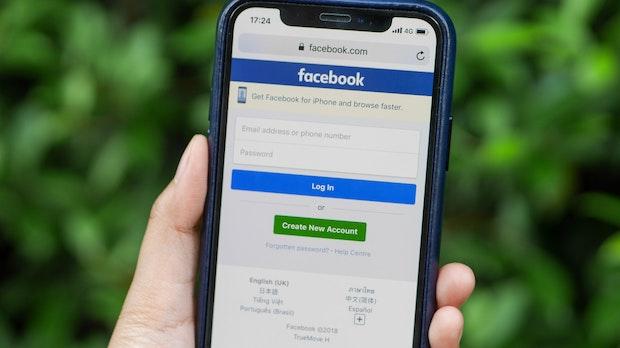 Login-Notifications: Facebook informiert Nutzer proaktiv über Drittanbieterzugriff