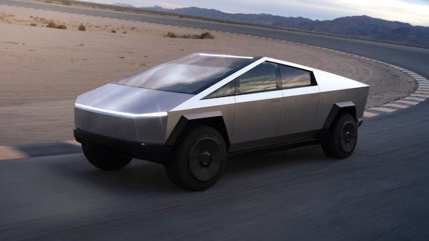 Tesla Cybertruck: Das ist Elon Musks futuristischer Pick-up-Truck