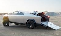 Cybertruck: Montage soll Tesla nur 600 Dollar pro Fahrzeug kosten