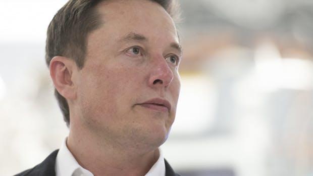 """Tesla-Chef Elon Musk beschimpft Corona-Ausgehbeschränkungen als """"faschistisch"""""""