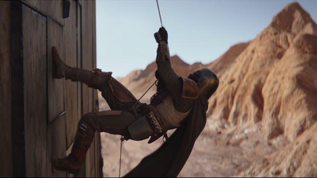 Star Wars: Digitales Film-Set Stagecraft ersetzt den Green Screen