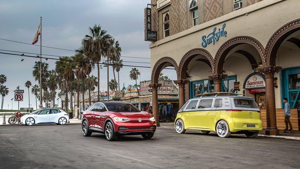 VW baut US-Werk zur ersten amerikanischen E-Auto-Fabrik des Konzerns um