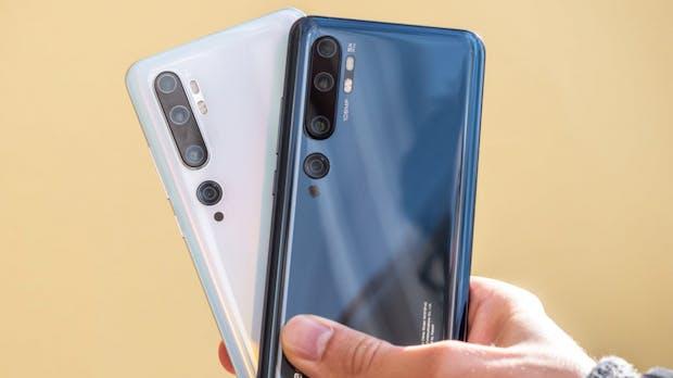 Das sind laut DXO Mark die besten Kamera-Smartphones des Jahres