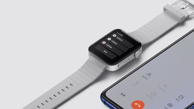 Xiaomi baut Apple Watch mit Wear OS nach