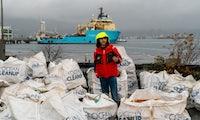 Dieses verrückte Crowdfunding von The Ocean Cleanup säubert die Meere