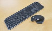 Schnieke Maus und Tastatur: Logitech MX Master 3 und MX Keys im Büro-Test