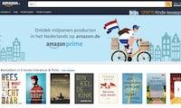 Amazon startet neuen Marktplatz in den Niederlanden