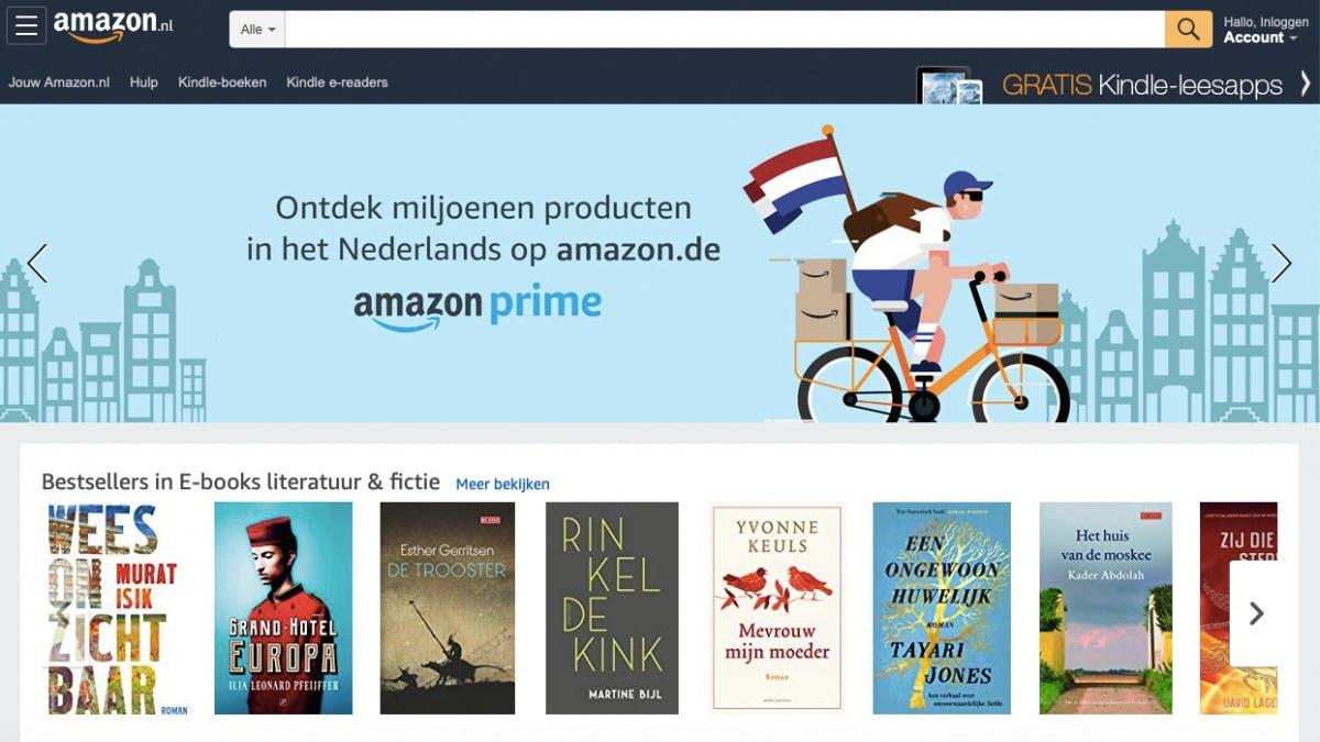 Amazon Niederlande
