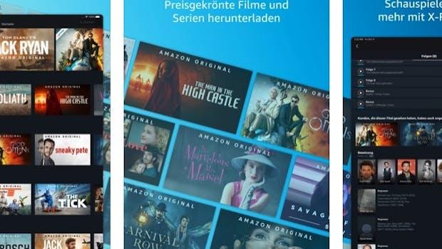 1. Platz, Amazon Prime Video