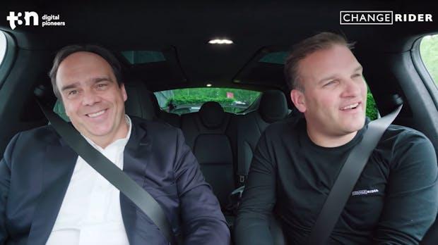 """Telekom-Geschäftsführer Rickmann: """"Der Reset-Button für Unternehmen ist manchmal ein Startup"""""""