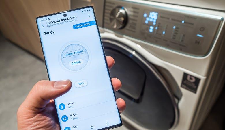 IoT Smart Home Office Samsung