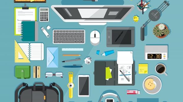 Das muss mit: Technisches Equipment für digitale Nomaden