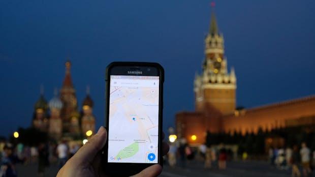 Neue Google-Maps-Funktion soll gut beleuchtete Straßen bevorzugen