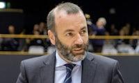 EVP-Fraktionschef Manfred Weber fordert EU-Truppe für Cybersicherheit