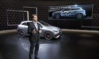 Daimler bringt kompaktes E-Auto Mercedes EQA 2020 auf den Markt