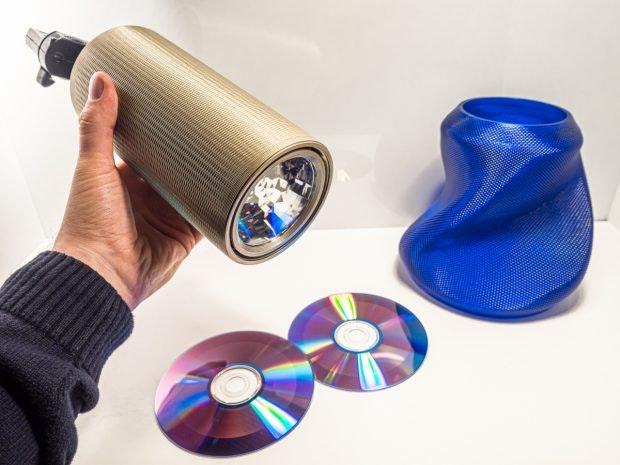 Philips MyCreation 3D-Druck Leuchten für B2B-Kunden