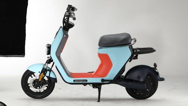 Segway-Ninebot E-Moped. (Foto: Ninebot)