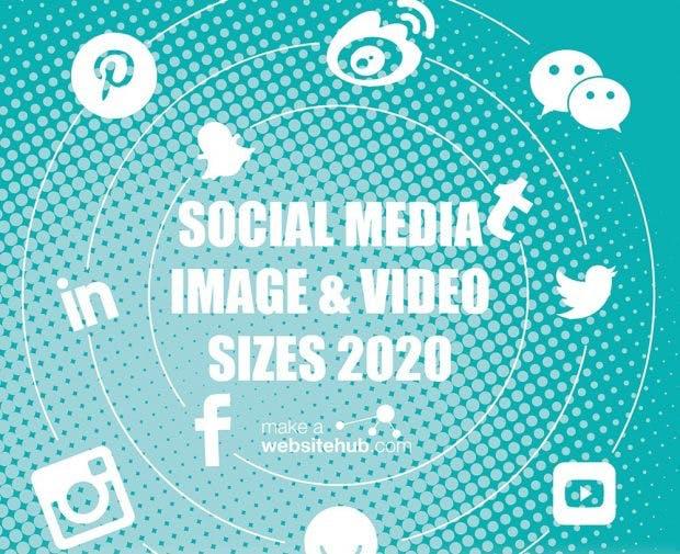 Bildgrößen für Social Media