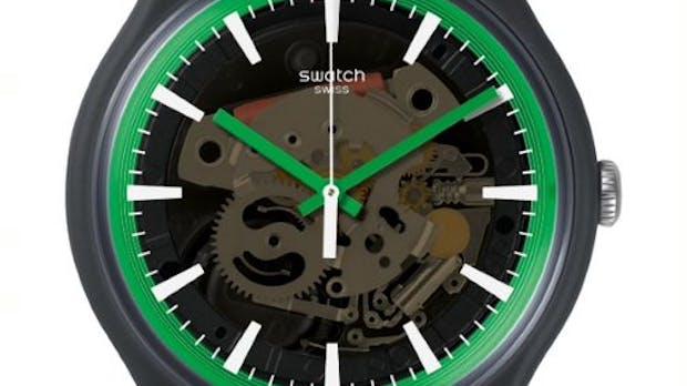 Swatch Pay: So macht der Schweizer Uhrenhersteller Apple Pay Konkurrenz