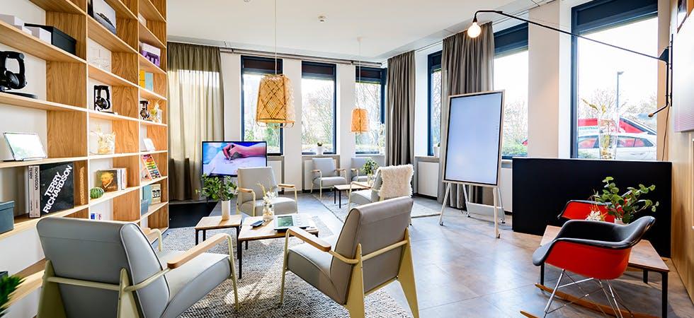 Samsung IoT Smart Home Office