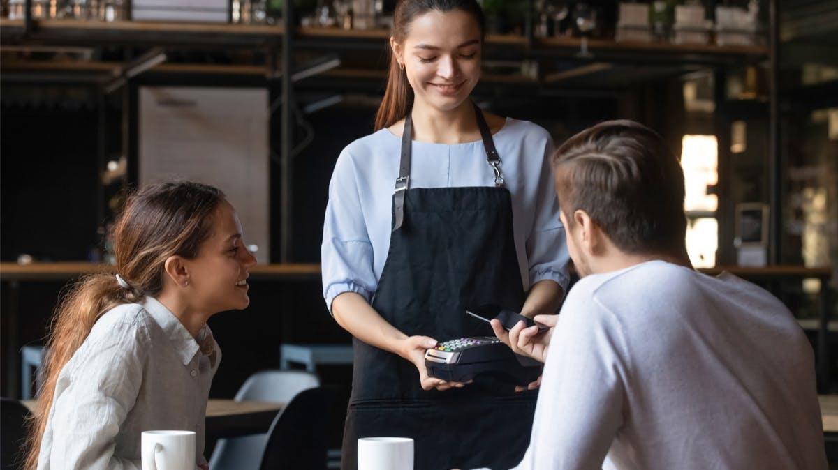 Endlich bargeldlos: Restaurant spart 1.500 Euro im Monat