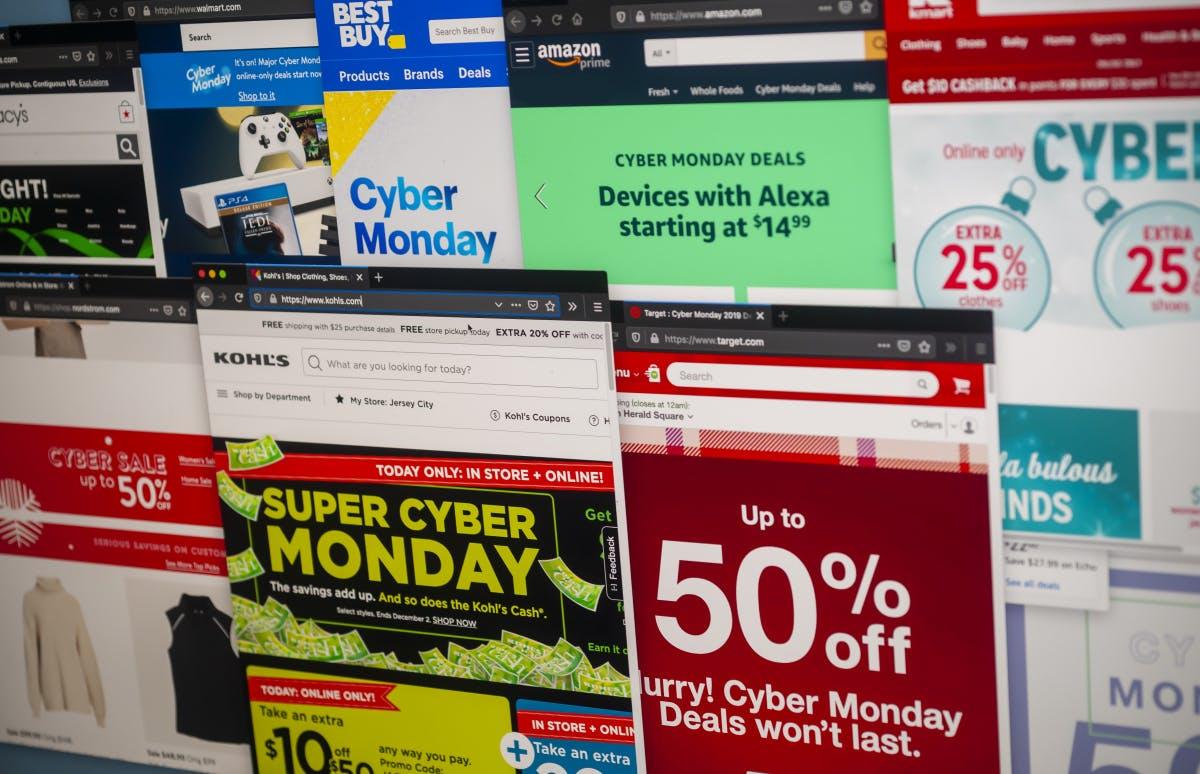 Black Friday: Das hat die Cyber Week dem Handel unterm