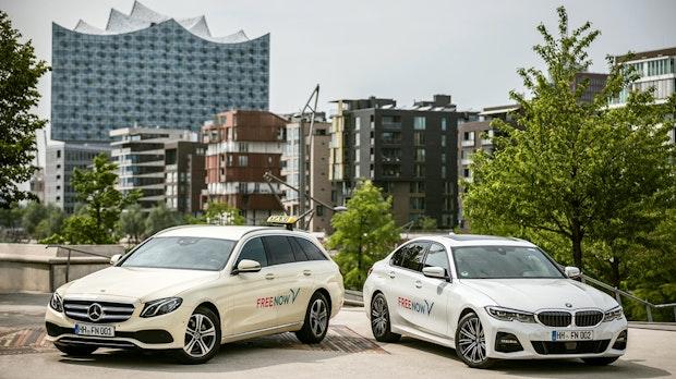BMW und Daimler stellen gemeinsame Mobilitätsplattformen unter Dachgesellschaft
