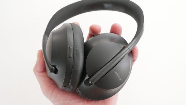 Bose Noise Cancelling Headphones 700. (Foto: t3n)