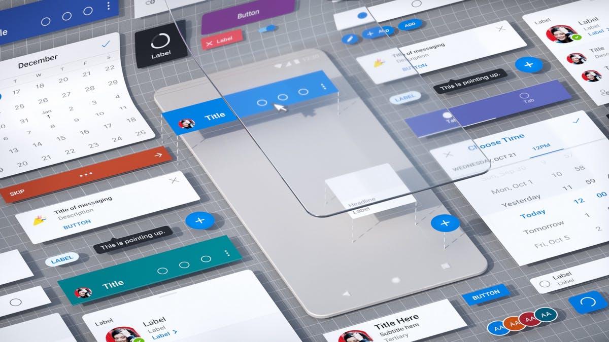 Microsoft stellt neue Designs für Office-Smartphone-Apps vor