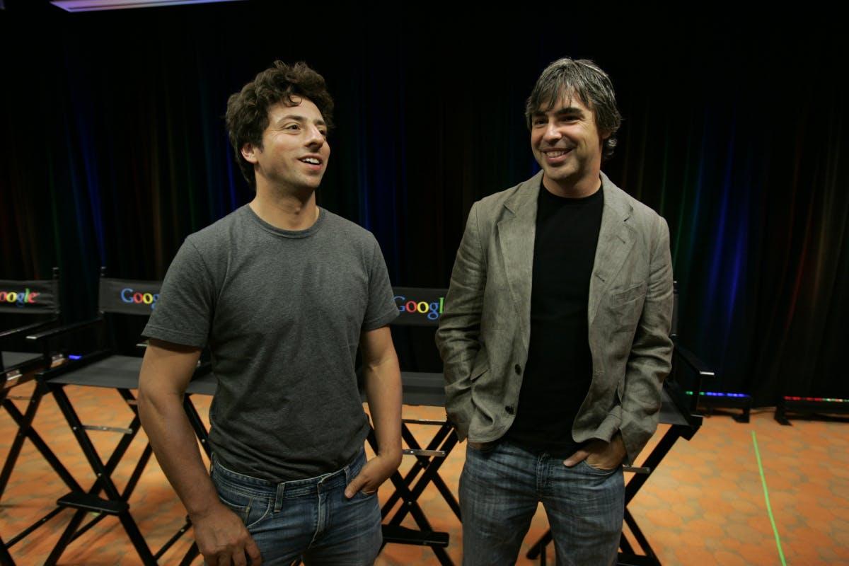 5 Dinge, die du diese Woche wissen musst: Wie die Google-Gründer sehr erfolgreich gescheitert sind