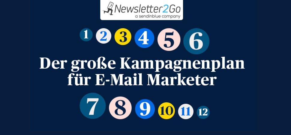 Newsletter-Marketing-Planung