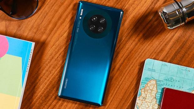 Ohne Google-Dienste: Huawei Mate 30 Pro startet in Deutschland