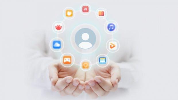 Huawei Mobile Services als Alternative zu den Google Mobile Services. (Bild: Huawei)