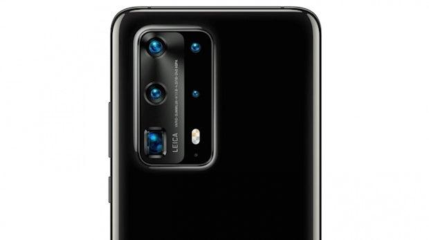 Huawei P40 (Pro) kommt Ende März – so soll es aussehen