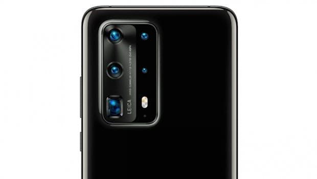 Huawei P40 Pro Leak. (Bild: Evleaks)