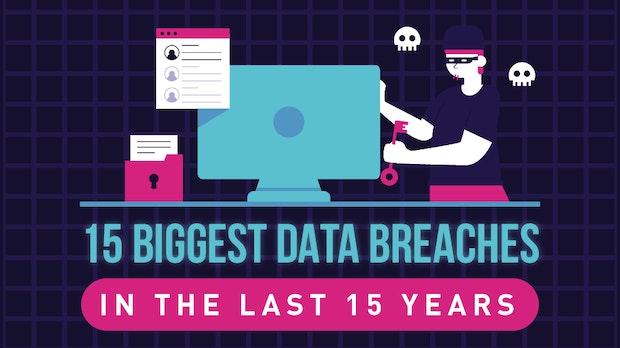 AOL, Ebay, Uber, Facebook: Das waren die größten Datenlecks der letzten 15 Jahre
