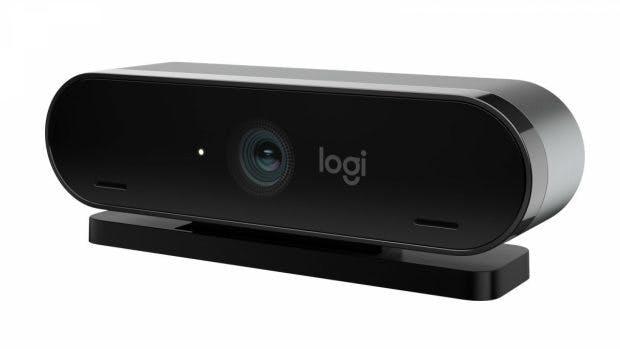 Zubehör für das Pro XDR-Display: Die Logitech Webcam kostet 200 US-Dollar. (Bild: Logitech)