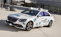 Mercedes-Benz und Bosch starten Pilotprojekt für automatisierten Mitfahrservice