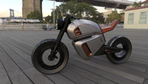 Der schicke Nawa Racer ist nur ein Konzept. (Foto: Nawa Technologies)