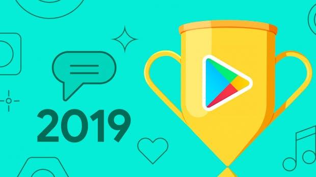 Google Play Awards 2019: Das Beste aus Googles Digital-Store