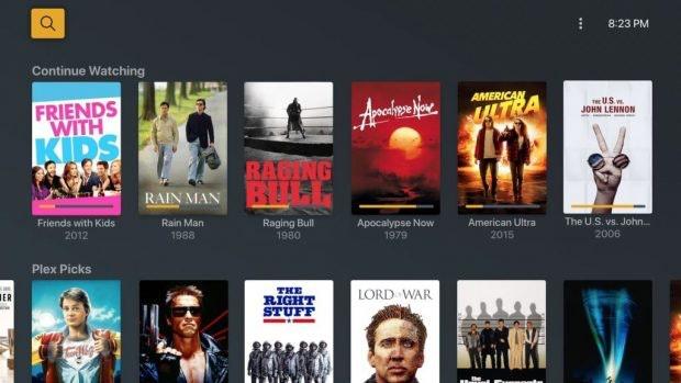 Plex: Kostenlos Filme, Serien und Dokus schauen