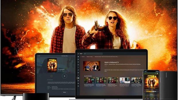 Plex-Streaming: Kostenlose Netflix-Alternative gestartet