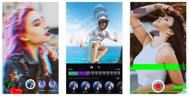Eine Videobearbneitungs-App gewinnt den Nutzerpreis Google Play Award 2019. (Screenshot: t3n)