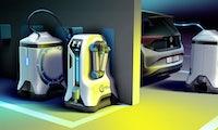 E-Infrastruktur: Volkswagen schlägt Laderoboter vor
