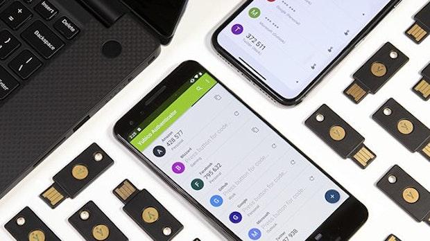 Yubikeys mit NFC könnt ihr nun auch auf euren iPhones für 2FA benutzen