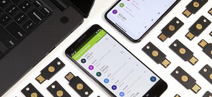 Yubico-2FA-App unterstützt nun auch unter iOS Yubikeys mit NFC