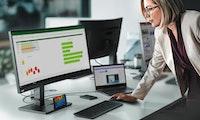 All-in-One-Gerät und neue Monitore: Lenovo erweitert Think-Familie