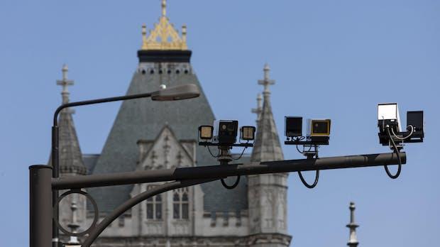 Gesichtserkennung: Londons Polizei will Kameras mit Datenbank verknüpfen