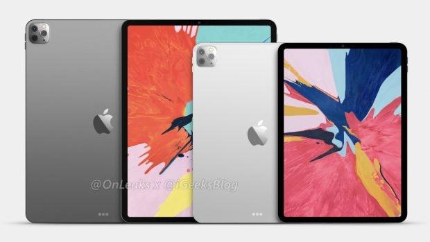 So könnten das iPad Pro 11 und 12.9 (2020) aussehen. (Bild: iGeeksblog)