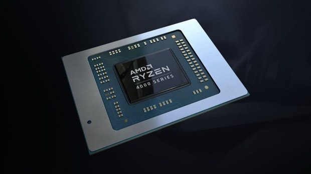 Ryzen 4000 mit bis zu 8 Kernen: AMD greift Intel im Laptop-Bereich an